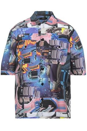 Diesel Men Short Sleeve - TOPWEAR - Shirts