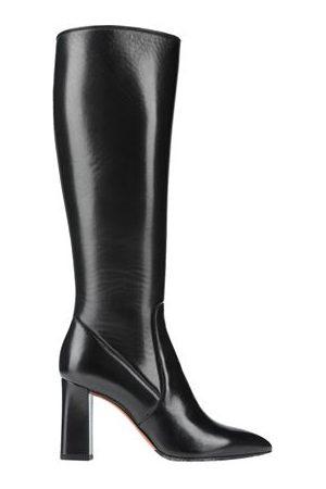 SANTONI Women High Leg Boots - FOOTWEAR - Knee boots