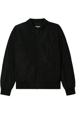 Dsquared2 Boys Bomber Jackets - Kids ICON Logo Jacket , / 16 YEARS