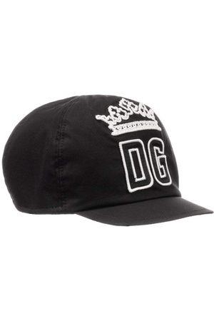 Dolce & Gabbana Kids DG Crown Cap