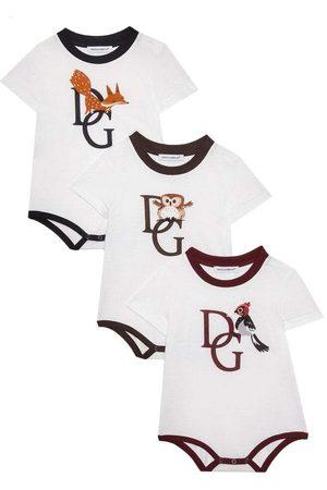 Dolce & Gabbana Babies Animal Print Bodysuit , / 9/12