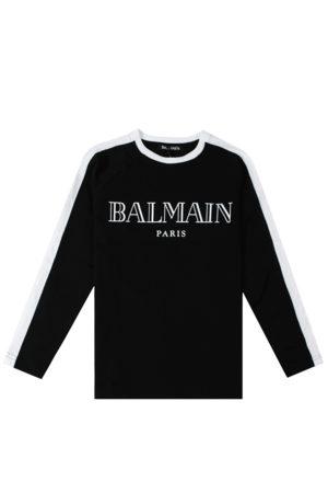 Balmain Paris Boys Long Sleeve T-shirt , / 12 YEARS