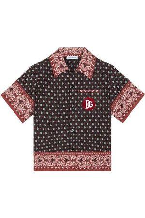 Dolce & Gabbana Kids Botton Shirt , / 18/24