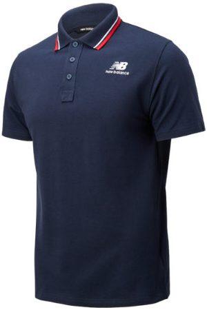 New Balance Men Short Sleeve - Men's NB Classic Short Sleeve Polo - - Size 2XL