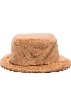 Ruslan Baginskiy Faux-fur bucket hat