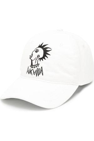 Haculla Men Hats - Embroidered-logo baseball cap