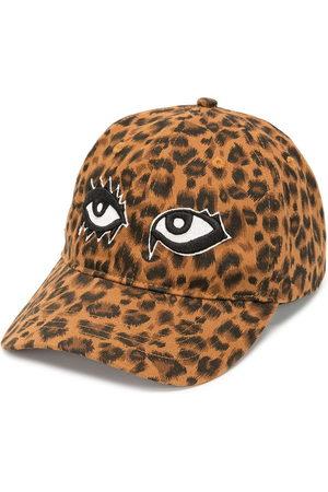HACULLA Men Hats - Leopard-print baseball cap