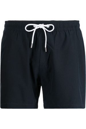 Michael Kors Men Swim Shorts - Solid pocket-detail swim shorts