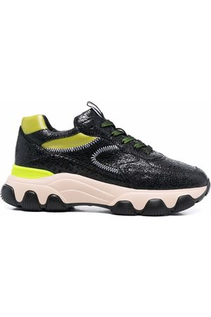 Hogan Hyperactive low-top chunky-sole sneakers