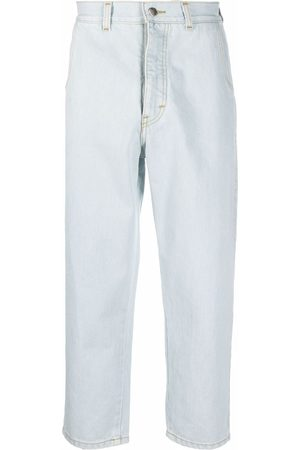 Société Anonyme Tapered-leg cropped jeans