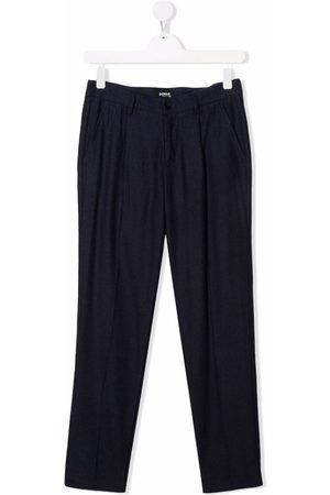 Dondup TEEN tailored cotton trousers