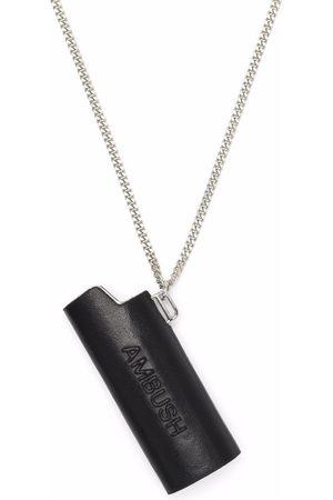 AMBUSH Case-pendant necklace