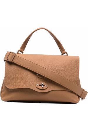 Zanellato Postina medium leather tote bag