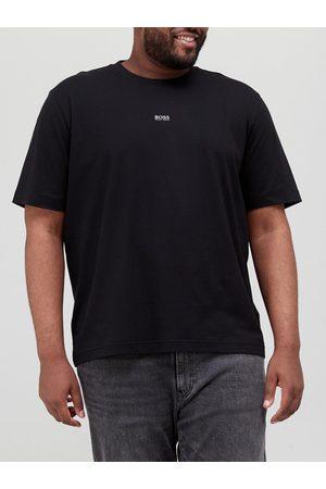 HUGO BOSS Big & Tall Tchup Centre Logo T-Shirt