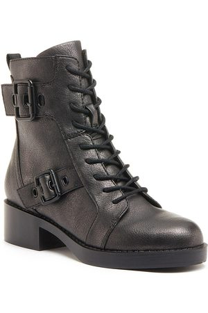 Rocket Dog Pearly Lace Up Ankle Boot