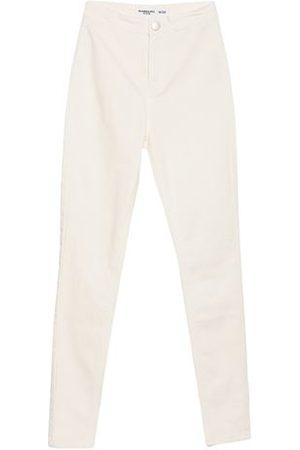 GLAMOROUS BOTTOMWEAR - Denim trousers