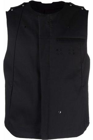 Mackintosh Men Body Warmers - X A-COLD-WALL* RAINTEC gilet jacket