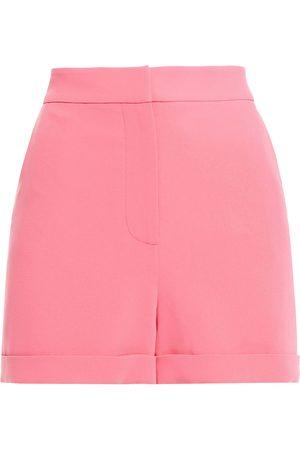 CINQ À SEPT Woman Crepe Shorts Bubblegum Size 10