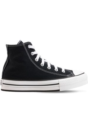 CONVERSE Cotton Canvas Chuck Taylor Sneakers