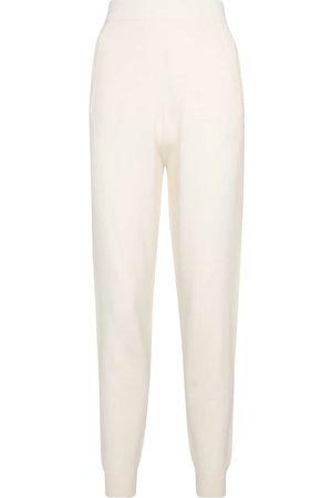 Max Mara Delta wool and cashmere sweatpants