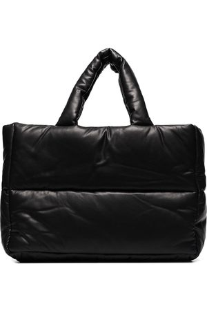 STAND STUDIO Dafne padded faux-leather tote