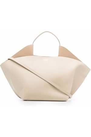 REE PROJECTS Women Shopper & Tote Bags - Small Tess tote bag - Neutrals