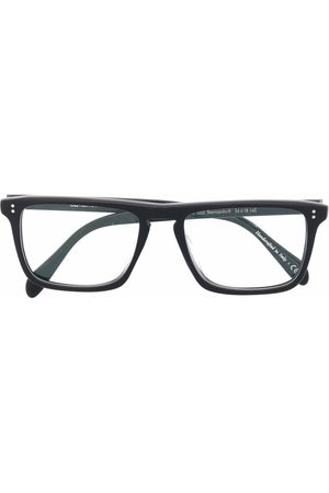 Oliver Peoples Sunglasses - Bernardo-R square-frame glasses