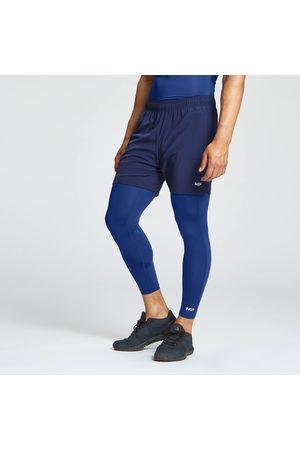 MP Men Sports Leggings - Men's Essentials Training 3/4 Baselayer Leggings
