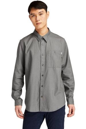 Timberland Men Long Sleeve - Long-sleeved overshirt for men in , size l