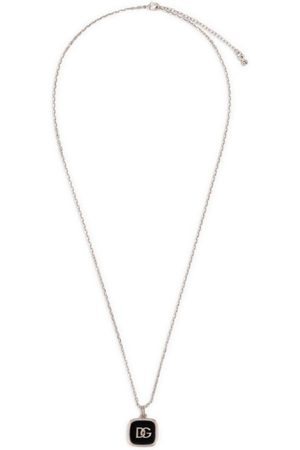 Dolce & Gabbana D & G Millennials Logo Necklace