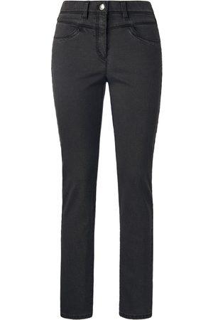 Brax Women Slim - Super slim Thermolite jeans in 5-pocket style denim size: 10s