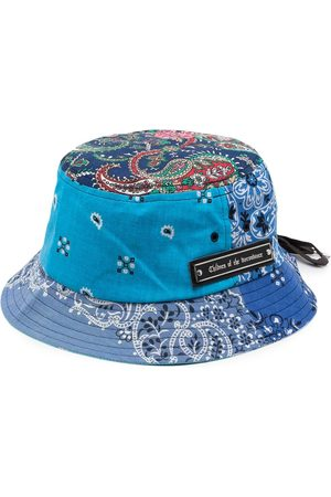 Children Of The Discordance Paisley-print bucket hat