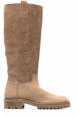 Pedro Garcia Knee-high leather boots