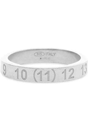 Maison Margiela Thin Number Engraved Ring