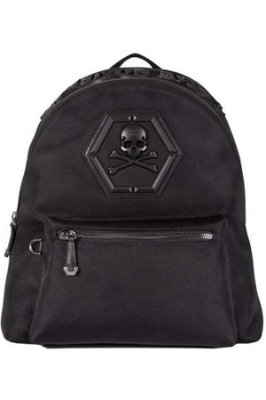 """Philipp Plein """"Don't Ever Give Up"""" Backpack"""