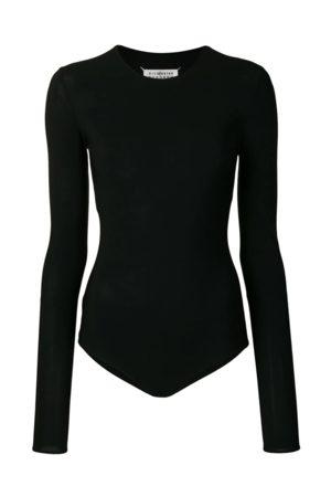 Maison Margiela Longsleeve bodysuit black