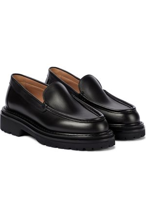 LEGRES Leather loafers