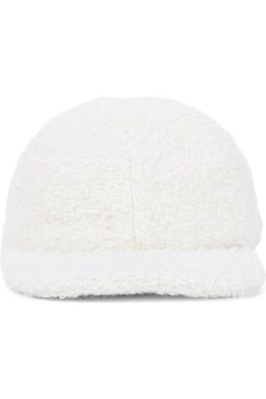 GABRIELA HEARST Women Hats - Bouclé baseball cap