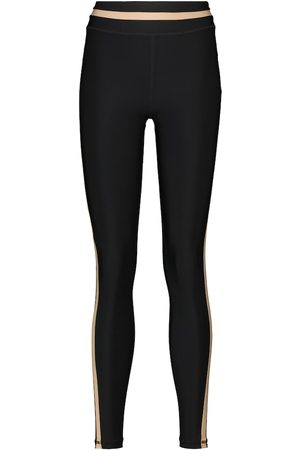 The Upside Play colorblocked performance leggings