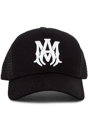 AMIRI MA Logo Trucker Hat in &