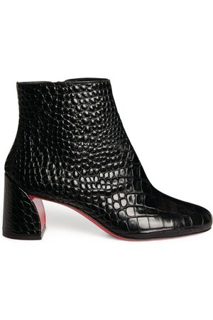 Christian Louboutin Turela Leather Ankle Boots 55