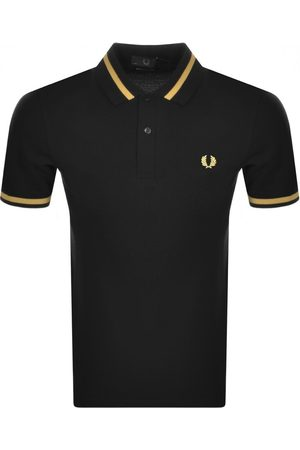 Fred Perry Men Polo Shirts - Tipped Polo T Shirt