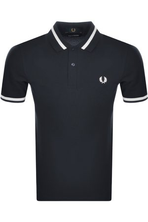 Fred Perry Tipped Polo T Shirt