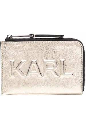 Karl Lagerfeld Seven Embossed Folded wallet