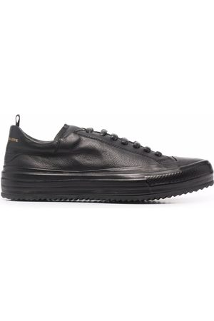 Officine creative Women Trainers - Frida low-top leather sneakers
