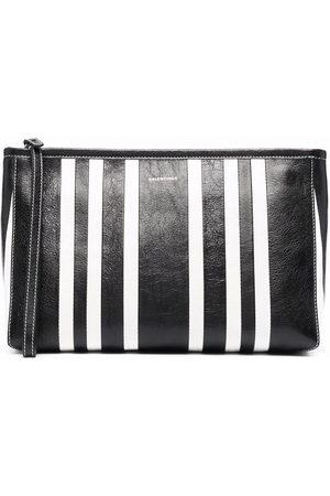 Balenciaga Women Clutches - Large Barbes zip pouch