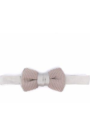 Lanvin Men Bow Ties - Fine-knit bow tie