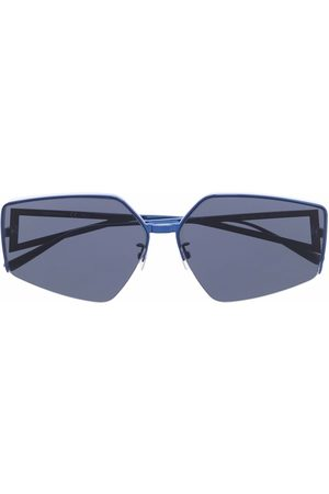 Bottega Veneta Eyewear Sunglasses - Square-frame sunglasses