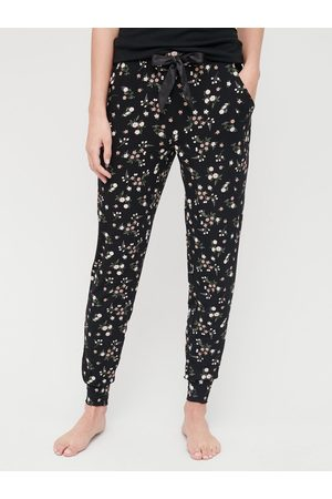 Hunkemöller Jersey Ditsy Floral Pyjama Pants