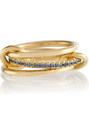 SPINELLI KILCOLLIN Exclusive to Mytheresa – Sonny 18kt yellow gold and sapphire ring